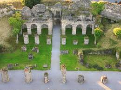 Le Forum antique de Bavay